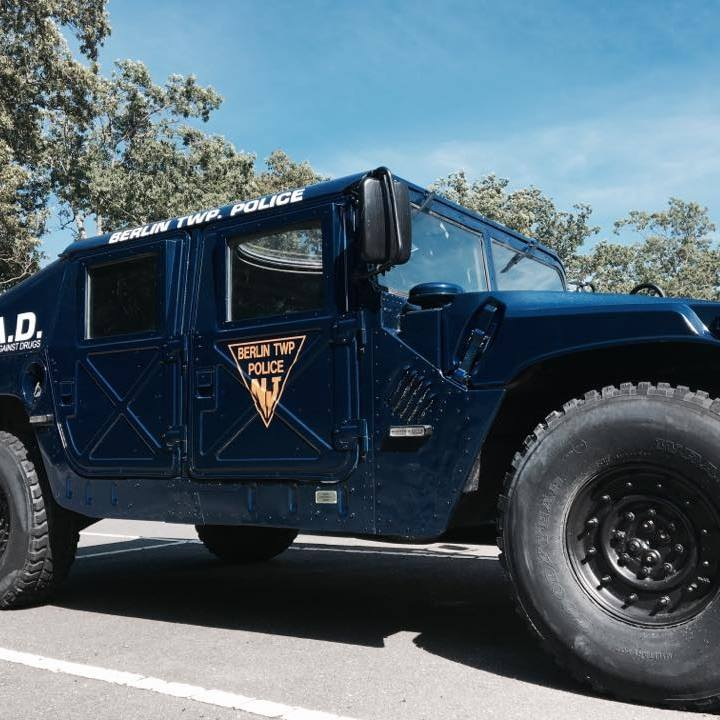 Berlin Twp. Police Department Vehicle Photo