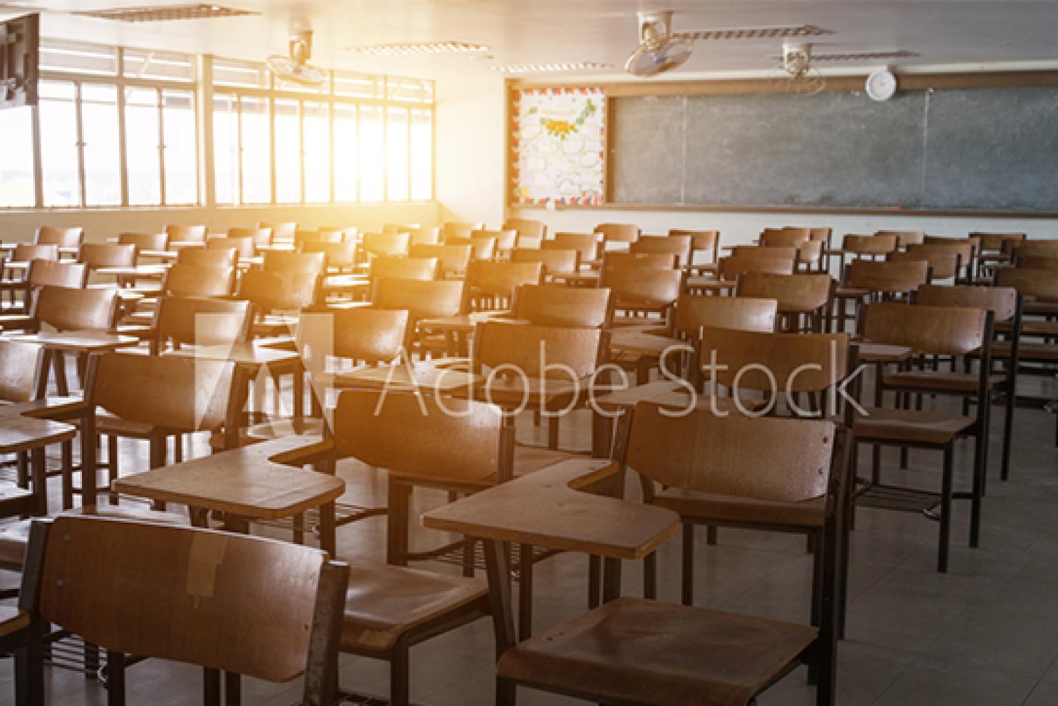Adobe Stock Photo of School Berlin Twp School District